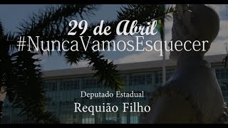 29 de Abril - Dois anos depois do conflito no Centro Cívico, servidores se sentem perseguidos