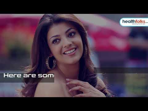 Beauty Secrets of Kajal Aggarwal | Healthfolks