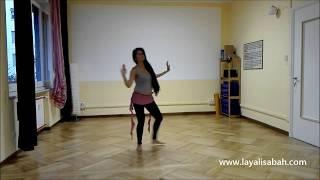 Danza del ventre online - Sequenza Pop Romantico per principianti!