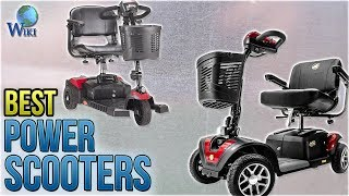 10 Best Power Scooters 2018
