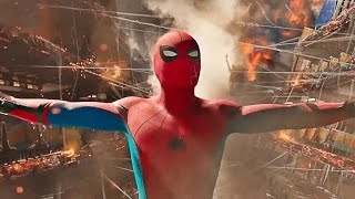 'Spider-Man: Homecoming' Official Trailer 2 (2017) | Tom Holland