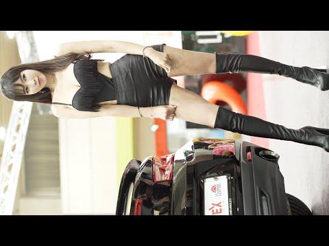 4K 유리안 Yoo Rian #4 Horizontal 직캠 Fancam 2018 서울오토살롱 by 화질덕후 …
