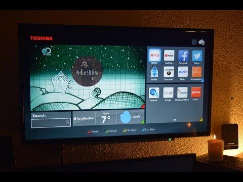 Review: TOSHIBA 39L3763DG (SmartTV)