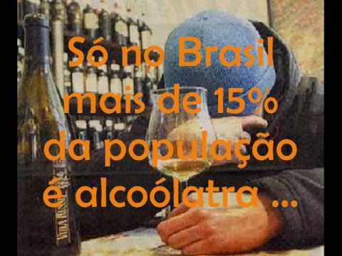 Qual dos países no primeiro lugar em alcoolismo no mundo