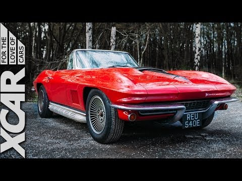 C2 Chevrolet Corvette Stingray: Terrestrial Spaceship - XCAR