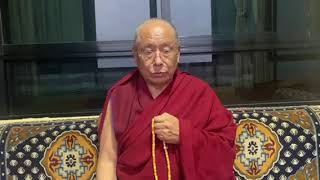 Choje Lama Phuntsok Rinpoche May 25, 2020 Green Tara Dedication