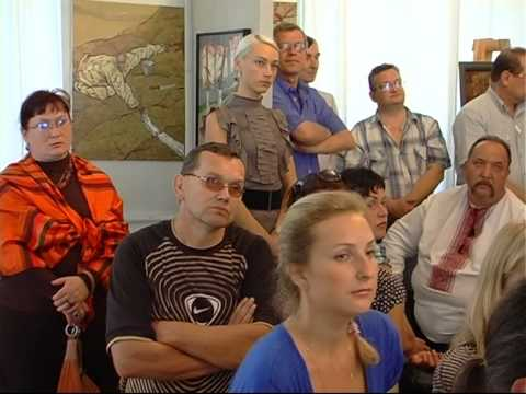 Ювілей художника Кумановського (2011р.) - YouTube