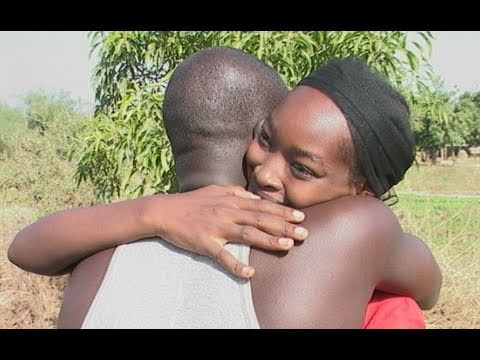 Hausa film, English captions: Love and HIV,