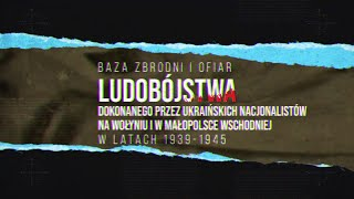 MÓJ SUBSKRYBOWANY KANAŁ – ♦ Baza ofiar ludobójstwa dokonanego przez ukraińskich nacjonalistów na Wołyniu i w Małopolsce Wsch.