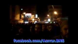 preview picture of video 'عاجل قطع السكة الحديد والهجوم على محافظة بني سويف'