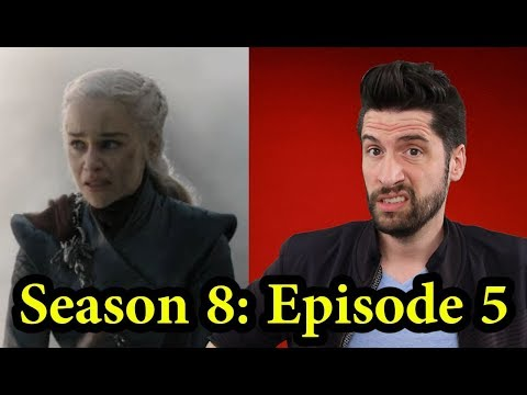 Download Game of Thrones: Season 8 Episode 5 - Review HD Mp4 3GP Video and MP3