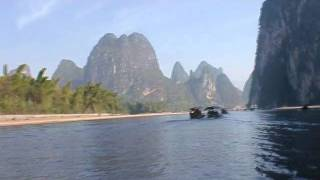 Video : China : A trip to Guilin and YangShuo - video