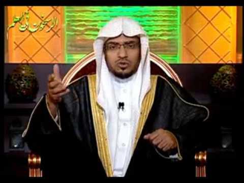 قصة الراعي النميري  ـ الشيخ صالح المغامسي