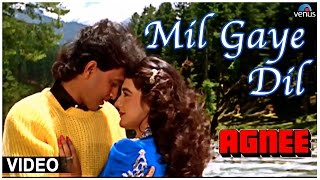 Mil Gaye Dil Full Video Song : Agnee | Mithun Chakraborty