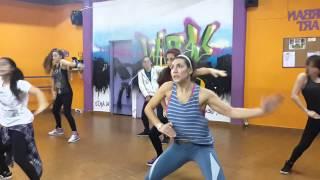 HEY MAMA - David Guetta ft Nicki Minaj | Coreografía de Ritmos Urbanos | @UrbanArtEscuela