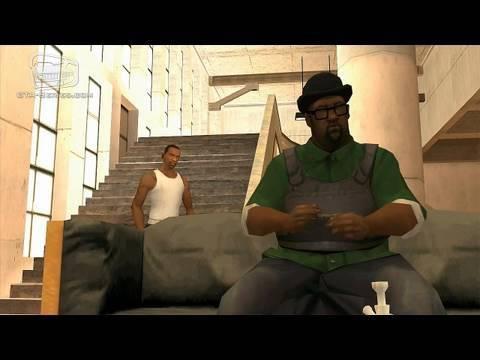 GTA San Andreas Last Mission