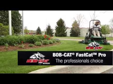2018 Bob-Cat Mowers FastCat Pro SE 36 in. in Mansfield, Pennsylvania - Video 1