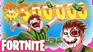 CAN I WIN IN THE $500,000 SUMMER SKIRMISH? (Fortnite Tournament Sweaty Moments)