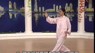 24 form Tai Chi Quan  (simplified Yang style) 24式太极拳教学(李德印)