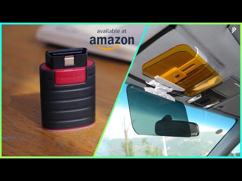7 New Amazing Car Gadgets You Should Have Available On Amazon
