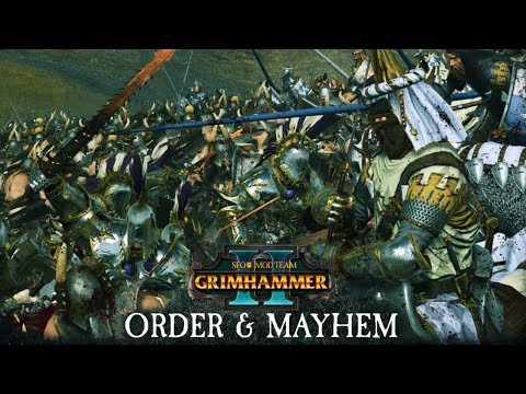 SFO Grimhammer 2 - Order and Mayhem Update Overview - Total War Warhammer 2