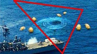 สามเหลี่ยมเบอร์มิวด้าถูกไขปริศนาได้แล้ว(ไขความลึกลับ)
