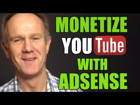 How To Monetize YouTube Videos Using Google Adsense
