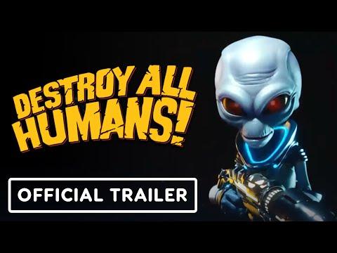 Destroy All Humans! Remake (PC) - Steam Key - GLOBAL - 1