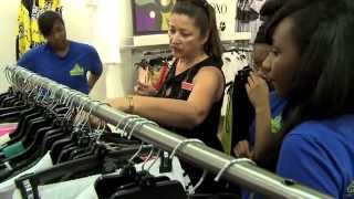 Financial Summer Program Heads to Macy's for Shopping Spree