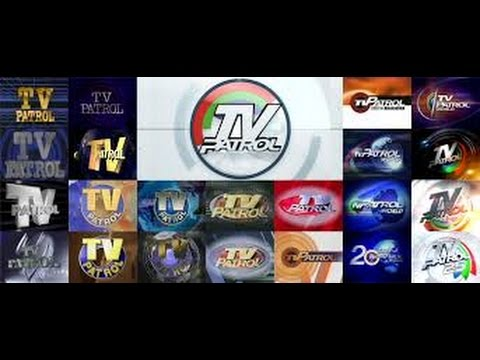 TV Patrol Logo 1987 - 2017 Present (New Updates)