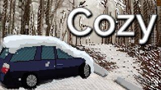 COZY - Uncle Zom's Cabin (Pixel Horror Jam 2016)