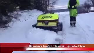 """Кусторез c 2-я лезвиями 74х200 см от компании ООО """"ТИМРУС"""" техника - видео"""