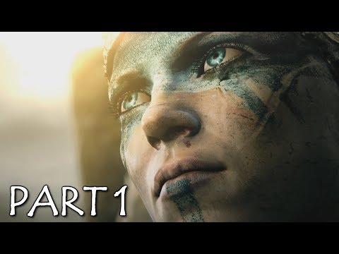 HELLBLADE SENUA'S SACRIFICE Walkthrough Gameplay Part 1 - Prologue