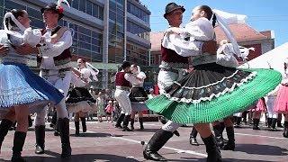Slovakian Folk Dance - Danetzare in Erfurt