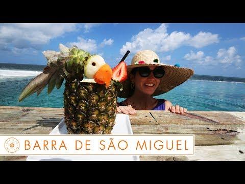 PORQUE CONHECER BARRA DE SÃO MIGUEL - GUIA DA JOW!