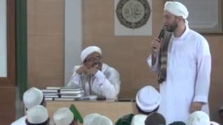 Habib Rizieq Dan Sheikh Ramy Najmeddine  Aqidah Ahlus Sunnah Wal Jamah