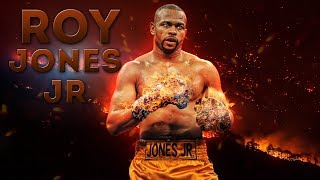 Roy Jones Jr - Amazing  Power | Рой Джонс