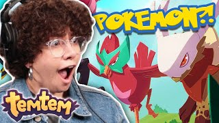 We Play Temtem (Is It A Knock-off Pokémon Game?)