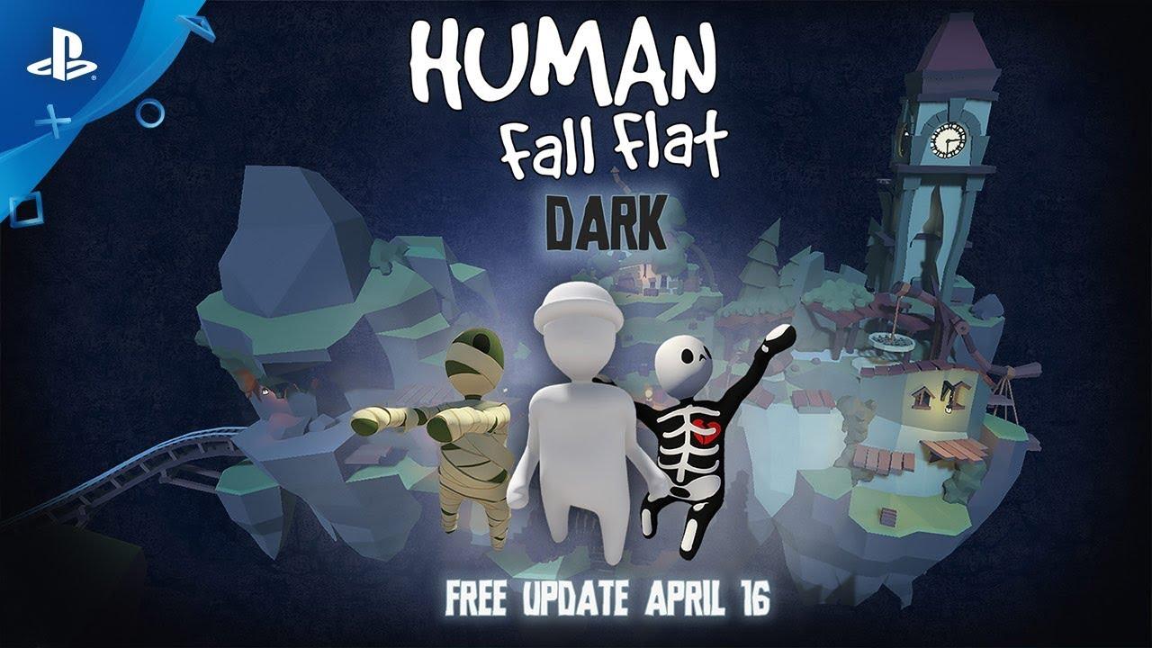 Human: Fall Flat Update Adds New Level & Customization Items April 16