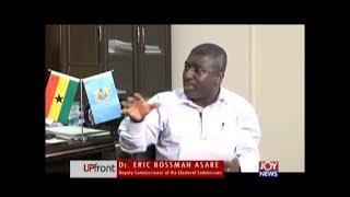 EC won't accommodate Referendum in 2020 - Dr. Eric Bossman