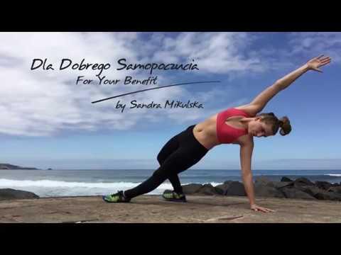 Ćwiczenia mięśni wideo dla wszystkich