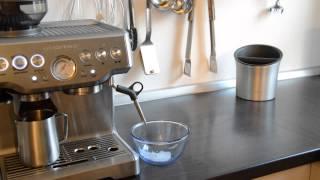 Gastroback Espresso Maschine - Entkalkung und Reinigung