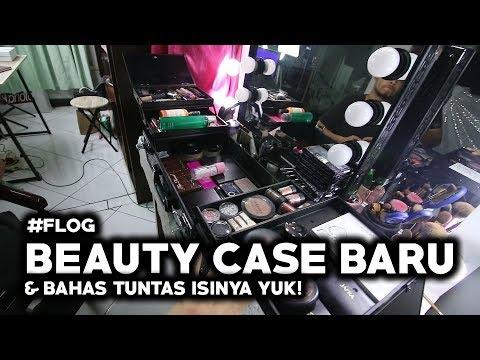 FLOG #177 : BEAUTY CASE BARU & BAHAS TUNTAS ISINYA!