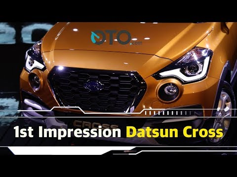 1st Impression Datsun Cross I OTO.com