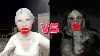 Deadly Kisses | Granny Kiss vs The Fear