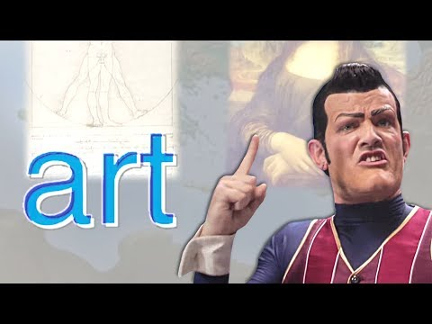 We Are Number One but it's explained by Bill Wurtz