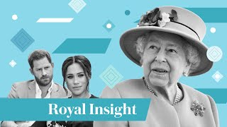 video: Watch: Why only the Queen will heal Prince Harry and Meghan's rift with the Royal family