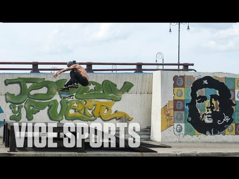 Exploring Cuba's Skate Culture with Ishod Wair, Andrew Reynolds and Lucien Clarke (Part 1)