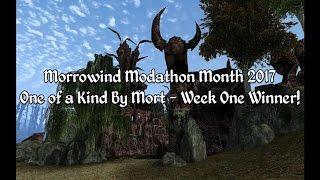 Morrowind Modathon - One of a Kind