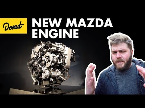 Mazda's Secret New Engine Technology – SkyactivX | The New Car Show